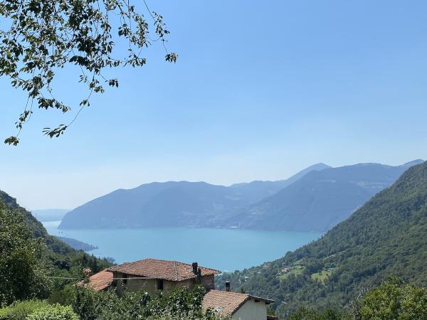 Vista Lago d'Iseo