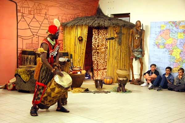 Museo afriano bergamo