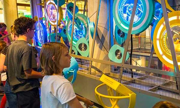 musei bambini pavia Kosmos