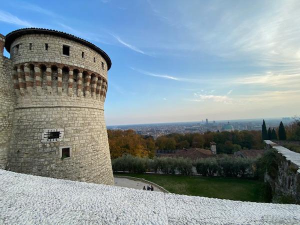 Torre Castello di Brescia