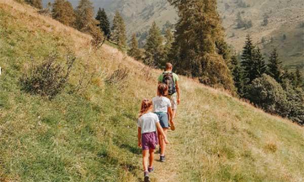Valle Camonica 5 trekking per bambini