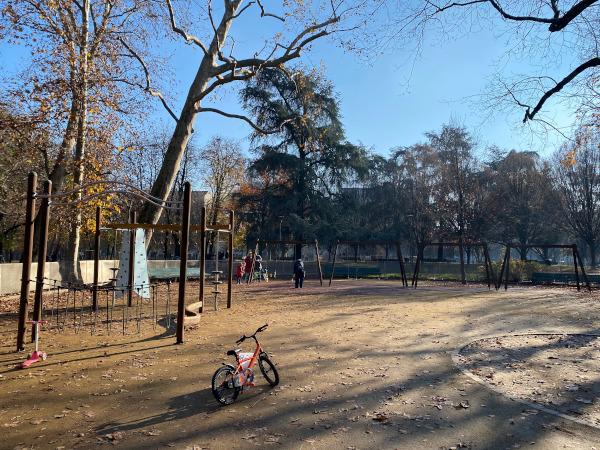Area giochi parco Don Giussani