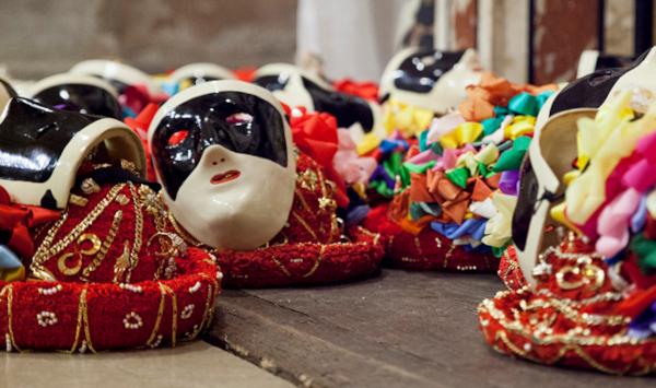 Maschere del Carnevale Bagolino
