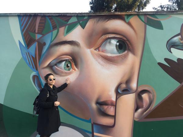 Tour Leoncavallo street art Milano