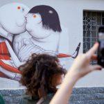 Tour street art Milano, Madama