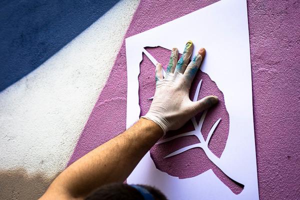 Realizzazione murales