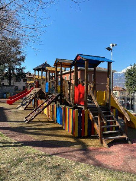 Parco giochi Bienno