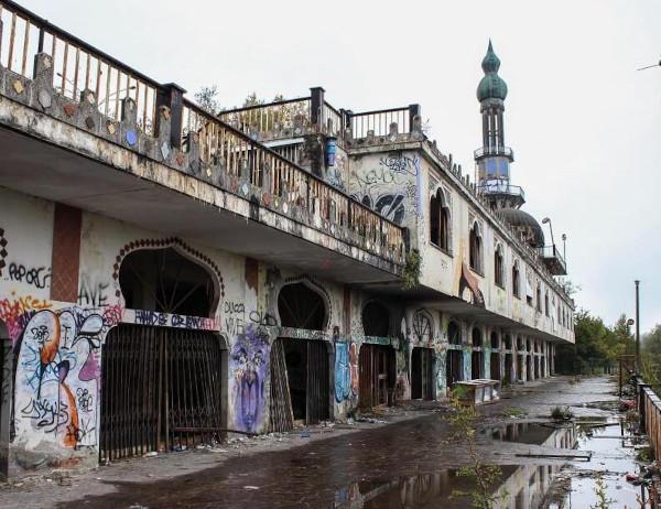Borgo abbandonato di Consonno