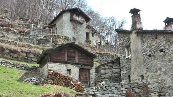 Borgo abbandonato di Savogno