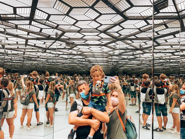 Il Museo delle Illusioni di Milano, dove niente è come sembra